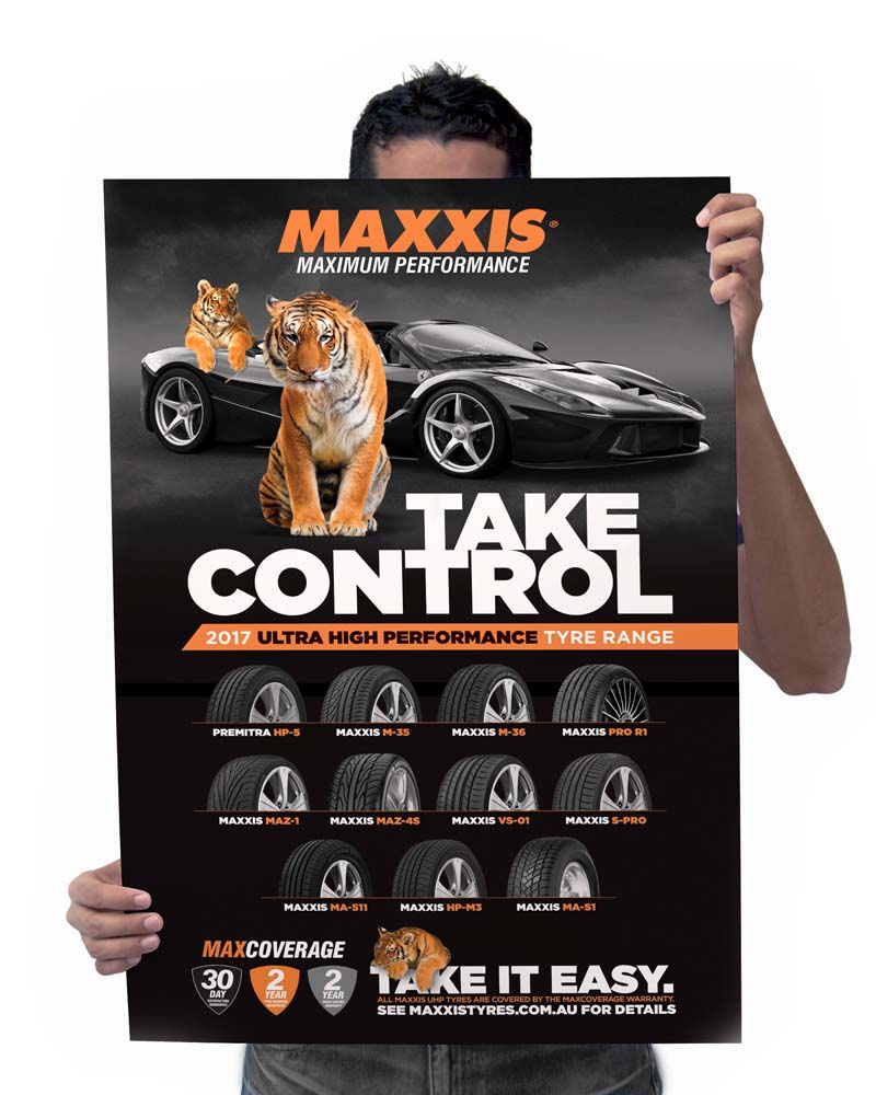 Tyre Max poster